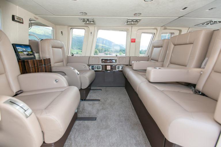 Helikopter-Chartern